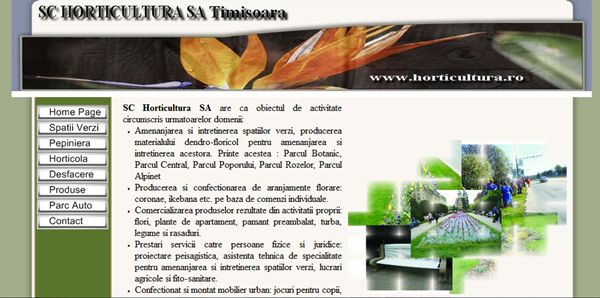horticultura arbori arbusti