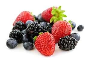 fructe de padure in gradina